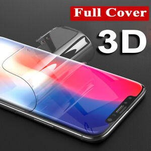 Front+Back Hydrogel Screen Protector Film For iPhone 12 11 Pro Max XS XR 8 7 6s
