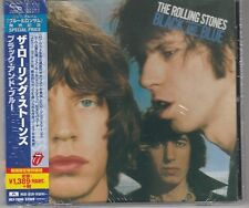 Black and Blue by The Rolling Stones (CD, Dec-2016) Japan Import SHM-CD Sealed