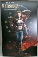 TBLeague 1/6 Steam Punk Red Sonja PL2019-140 Action Figure Female Soldier