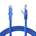 6FT-100FT Gold Cat6 Patch Cord Cable 500mhz Ethernet Internet Network LAN UTP