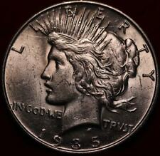 Uncirculated 1935-S San Francisco Mint Silver Peace Dollar