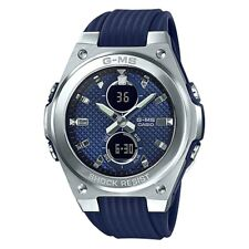-NEW- Casio G-Shock Women's Blue Analog / Digital Watch MSGC100-2A
