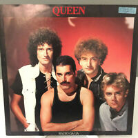"Queen - Radio Gaga  1984 Original UK 12"" Vinyl Single 12 QUEEN 1   NM   UNPLAYED"