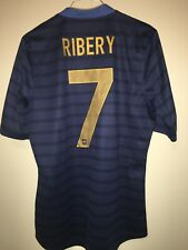 Franck Ribery Authentic player issue shirt