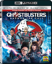 Ghostbusters: Answer The Call(Extended Edition)(4K Ultra HD)(UHD)(Atmos)