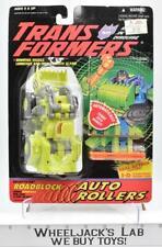 G2 Roadblock 1994 MISB Sealed Vintage Hasbro Transformers Action Figure