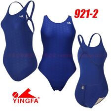 FINA APPROVED NWT YINGFA 921-2 LADIES RACING SHARKSKIN SWIMSUIT M UK GIRLS 10-11