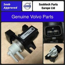 GENUINE VOLVO S60,S80,V70,XC90 -  D5 TURBO BOOST PRESSURE SOLENOID -30637251-NEW