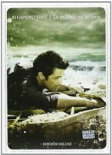 ALEJANDRO SANZ - LA MUSICA NO SE TOCA [BONUS DVD] USED - VERY GOOD DVD