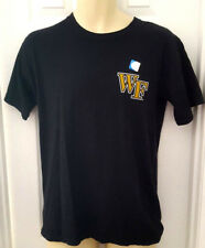 WAKE FOREST DEAMON DEACONS T Shirt Small Front and Back Logos Southern by Design