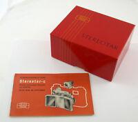 ZEISS IKON Stereotar-C Contax IIa IIIa 810/01 810/02 NEW in box NEU OVP oldstock