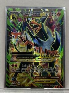 Pokemon Card M Houndoom EX FA 154/162 XY BREAKthrough Near Mint (NM)