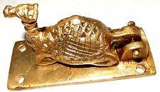 Brass Handmade Camel Shape Antique Vintage Style Door Knocker,Door Pull Show pc
