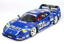 BBR 1995 Ferrari F40 24Hr Le Mans #34 1:18 resin & Display Case LE MIB PRE-ORDER