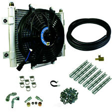 Auto Trans Oil Cooler-Xtruded Transmission Cooler BD DIESEL 1030606-5/8