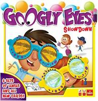 Goliath Googly Eyes Showdown - Vision Distorting Drawing Game ,Multicolor
