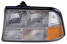 for 1998 - 2004 driver side GMC Sonoma Front Headlight Assembly Replacement