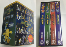 Digimon the Complete series: Complete Movie Film Collection DVD -- Best Gift