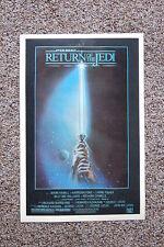 Return of the Jedi #2 Lobby Card Movie Poster