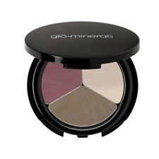GLOMINERALS EYE SHADOW TRIO MULBERRY FULL SIZE!