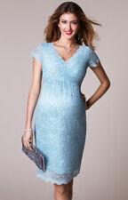 1e1f5a6b6219 Tiffany Rose Maternity Dress - Laura Lace Dress (Eau De Nil)