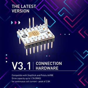 TMC2209 V3.1 Schrittmotor, Fysetc, neuste Version, original Trinamic chips (DE)