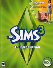 The Sims 3 An Introduction PC Games Windows 10 8 7 XP Computer sims 3 start demo