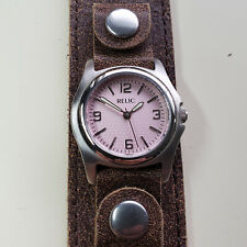 Nice Ladies Pink Dial Relic by Fossil - ZRWL41005