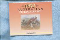 1972  Mint Coin Set Uncirculated UNC Sherwood Australia
