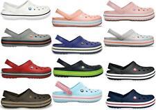Crocs 11016 CROCBAND Unisex Mens Ladies Classic Slip On Summer Sandals Clogs