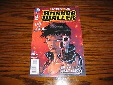 DC - SUICIDE SQUAD - AMANDA WALLER One-Shot Comic!! VF+  2014