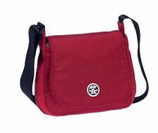 Crumpler The Status Belly Messenger Bag Hand & Shoulder Bag (dark red/red)