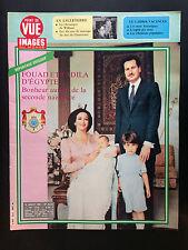 point de vue N°1772 fouad & fadila d'egypte    1982