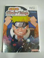 Naruto Clash Ninja Revolution European Version - Gioco Wii Nintendo Pal
