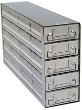 "Upright Freezer Drawer Racks For 2"" Boxes, UFD-452"