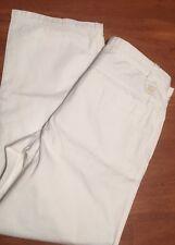 HUGO BOSS white Cargo Pants Comfort Casual Men's Size 50