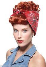Pelucas y postizos pelo Años 50 para disfraces y ropa de época