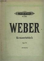 KONZERTSTÜCK - OPUS 79 - N°2899 - FÜR DAS PIANOFORTE MIT BEGLEITUNG DES