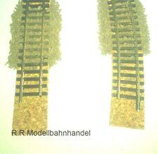 10 Meter Kork Gleisbettung der Spur TT  2mm