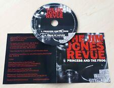 THE JIM JONES REVUE Princess And The Frog 2009 UK 2-track promo test CD