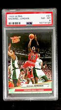 1992-93 Fleer Ultra Michael Jordan #27 PSA 8 NM-MINT Chicago Bulls 'Last Dance'