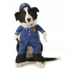 Policeman Halloween Dog Pet 2 Piece Costume Small (New with Tags)