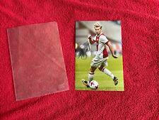 Frenkie de Jong Rookie Photo Card signed - Soccer Cards - RC - FC Barcelona
