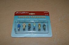 "Scene Master HO Scale ""People Standing"" #433-1591 NEW"