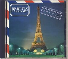 Debussy, Faure, Bizet, Offenbach. Passport to France ( Berlitz, Sony) Like New