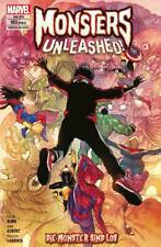 Monsters Unleashed-los monstruos son lote 3, Panini