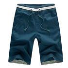 Pantalones Cortos para Hombre Moda Informal Pantalones Short chinos