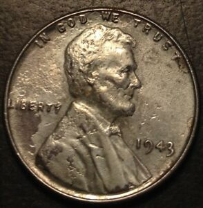 1943 P Lincoln Cent #D1106