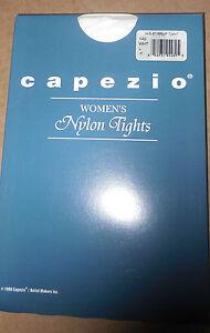 Capezio 145 Stirrup Tights Child/Adult White Hold & Stretch spandex Praisewear