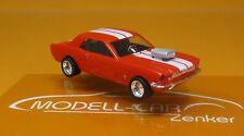 Busch 47575 Ford Mustang Muscle-Car Scale 1 87 Neu